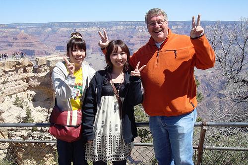 Er zijn nog meer Japanse toeristen dan in Amsterdam en De Keukenhof